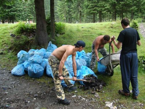 sacii de gunoi