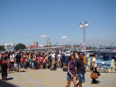 port Tulcea